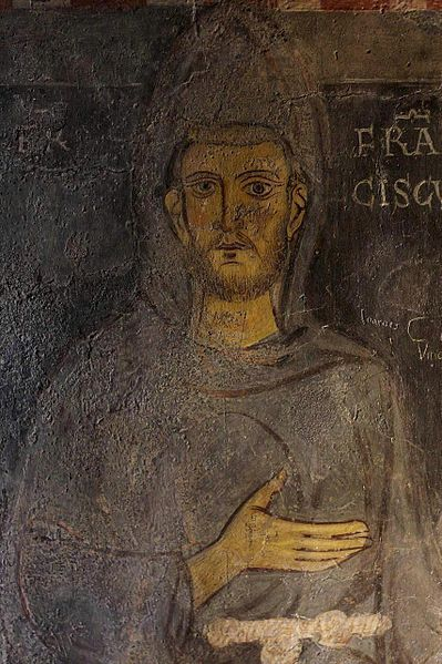 St._Francis._Sacro_Speco_at_Subiaco._Fresco._1224_or_1228.