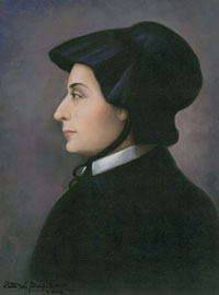 St Elizabeth Ann Seton, the 5th American Saint.