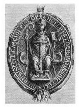 Seal of Archbishop Engelbert I