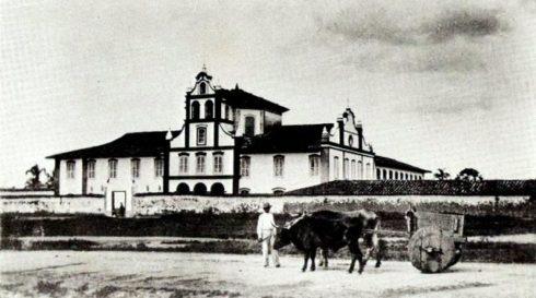 St. Anthony Galvão built the Mosteiro de Nossa Senhora da Conceição da Luz.
