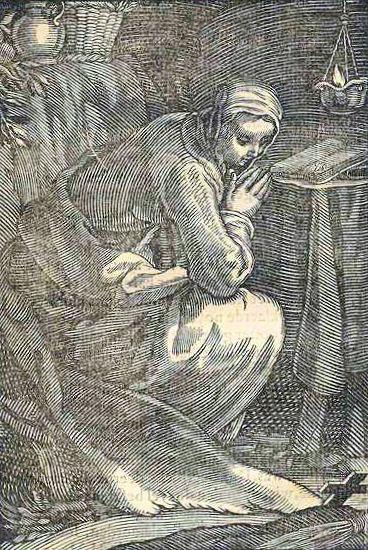 St Fabiola