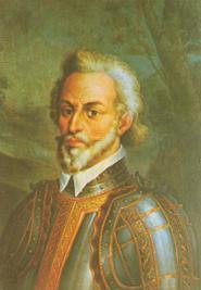 Don Roderigo Ponce de Leon, Marques of Cadiz