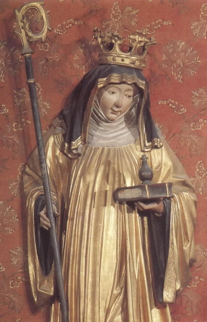 St. Walburga