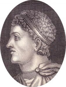 Emperor Theodosius I