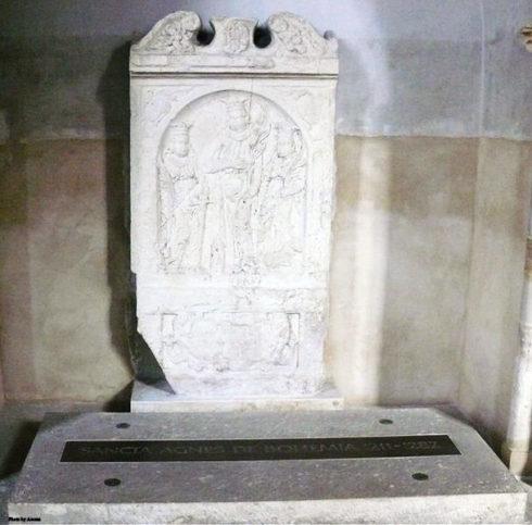 Tomb of St. Agnes