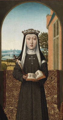 St Catherine of Bologna
