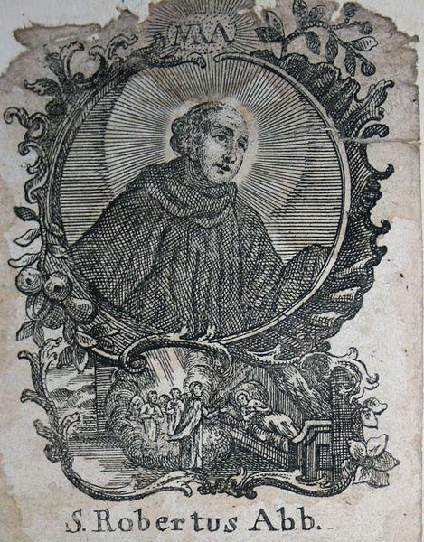 St. Robert of Molesme