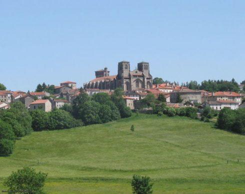 The Abbey at La-Chaise-Dieu