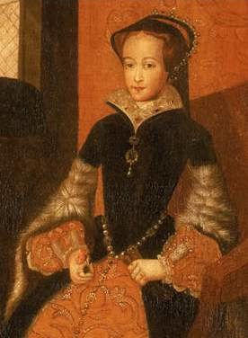 Queen Mary I of England painting by Artist English School