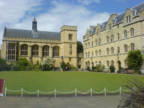 Pembroke College, Oxford
