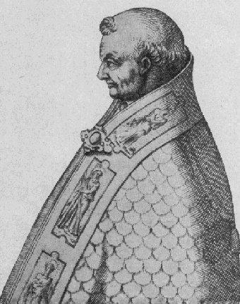 Pope Stephen IX, often called Pope Stephen X.