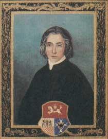 Prince Demetrius Augustine Gallitzin