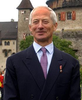 Prince Hans-Adam II of Liechtenstein, who vetoed the abortion referendum in Liechtenstein.