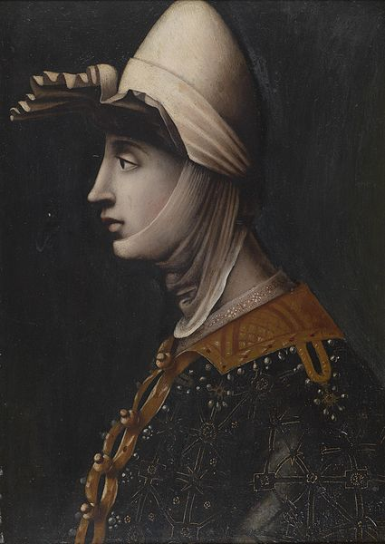 Painting possibly by Giuseppe Rivelli, 16th century.
