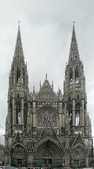 Abbey Saint-Ouen of Rouen
