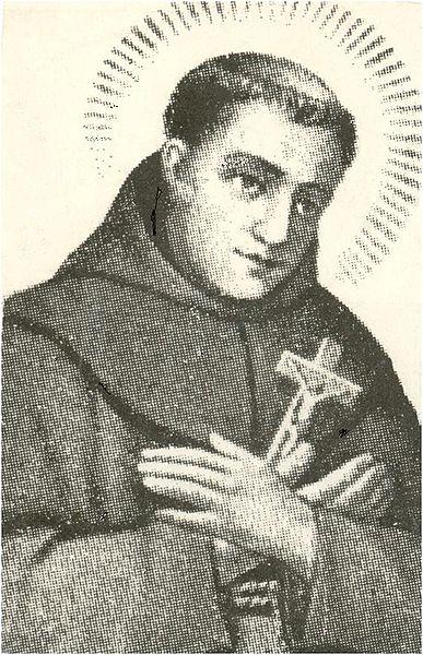Blessed Amadeu da Silva, also called Amadeus of Portugal.