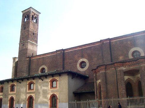 Notre-Dame de la Paix, Milan