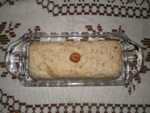 stick of hazelnut butter