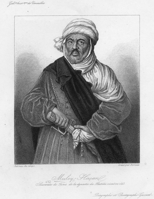 Abu l-Hasan Ali, also called Muley Hacén, father of Boabdil.