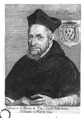 St. Roberto Bellarmino