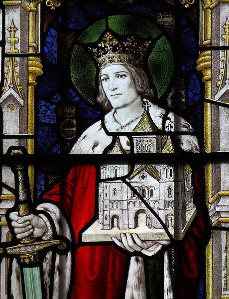 Saint King Edwin of Northumbria