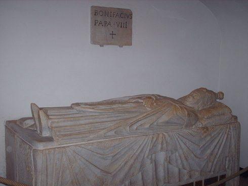 Tomb of Pope Boniface VIII