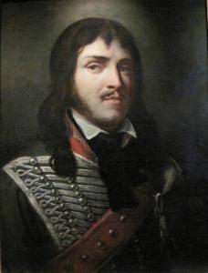 General François-Séverin Desgraviers-Marceau Painting by François Bouchot