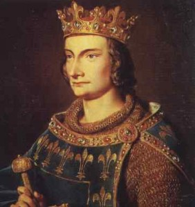 Philip IV of France, called the Fair