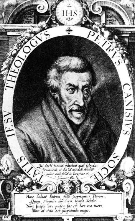 St. Peter Canisius