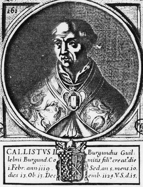 Pope Callistus II