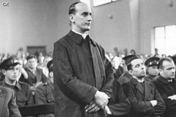 Archbishop Alojzije Stepinac on trial