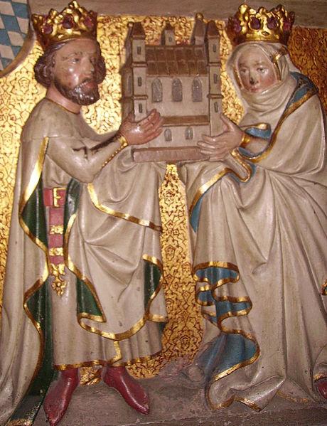 St. Cunigunde & St. Henry II