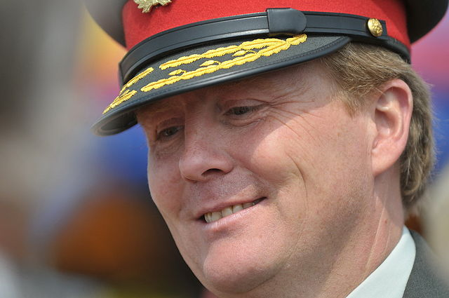 Prince Willem-Alexander is the host on veteransday. He is the eldest son of Queen Beatrix of the Netherlands and her late husband, Prince Claus of the Netherlands, Jonkheer van Amsberg. Photo credit: Willem Alexander (1967)