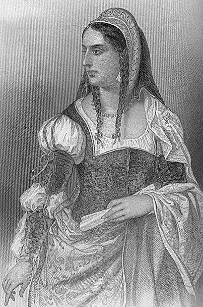 Queen Isabella of Castile
