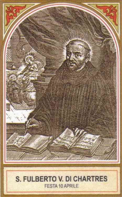 St. Fulbert of Chartres