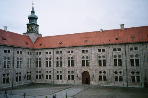 Emperor's Courtyard, Residenz Munich