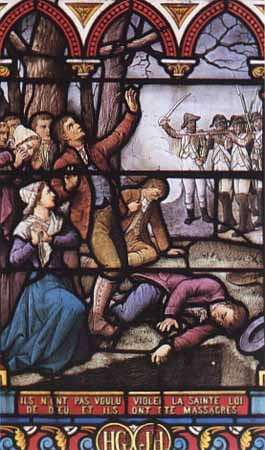 Martyrs of the French Revolution