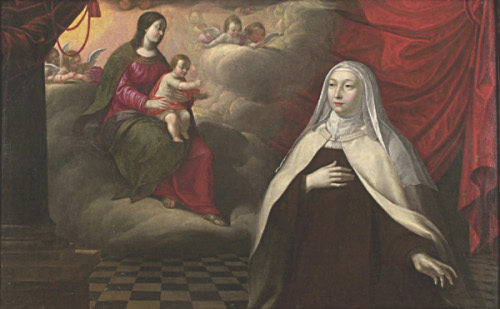 Bl. Marie of the Incarnation, O.C.D. , also as Madame Acarie