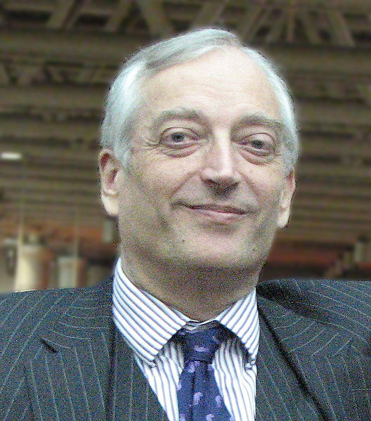 Lord Christopher Monckton, 3rd Viscount Monckton of Brenchley. Image © 2009 Joanne Nova