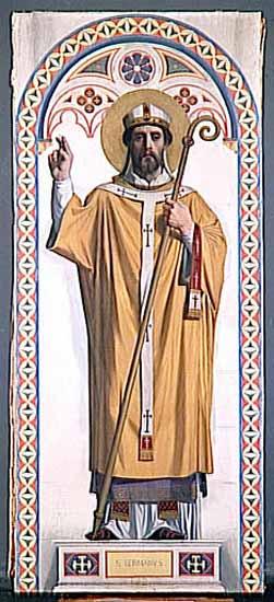 St. Germanus of Paris