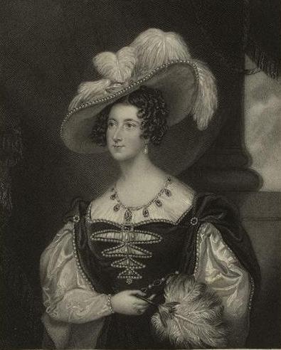 Anna Maria Stanhope, Duchess of Bedford