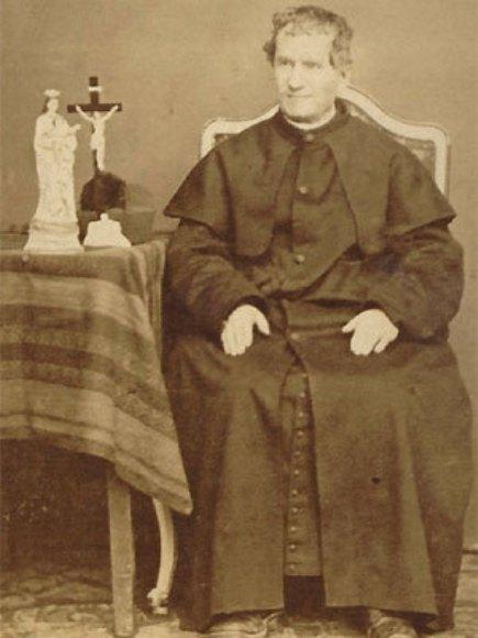 St. John Bosco in 1878