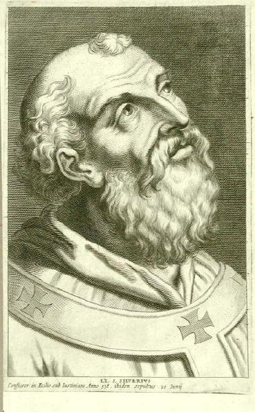 Pope St. Silverius