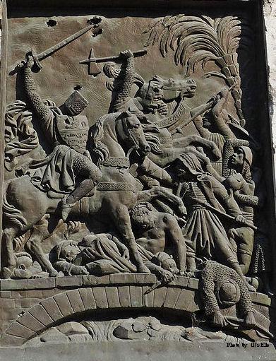 Statue of Jean de Joinville