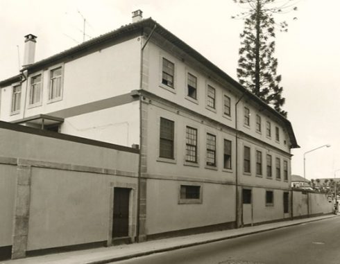 Good Shepherd Convent in Porto, Portugal