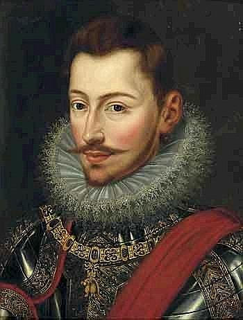 Painting of Don Juan of Austria by a 16th Century Court Painter.