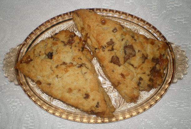 Diamond Jubilee Tea Scones