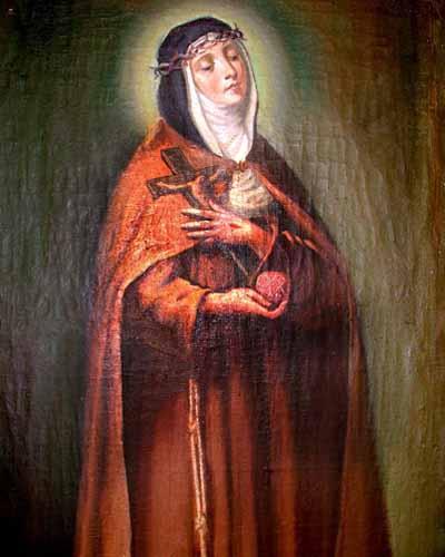 St Veronica Giuliani