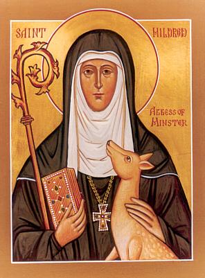 Saint Mildthryth