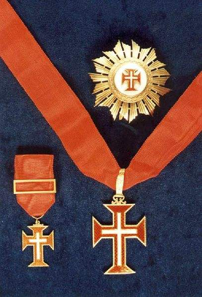 Medals of the Military Order of Christ